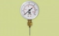 Manometer bis 6 bar mit Nadel
