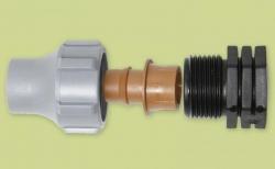 Endstutzen für Tropfschlauch oder PE Rohr (16mm)